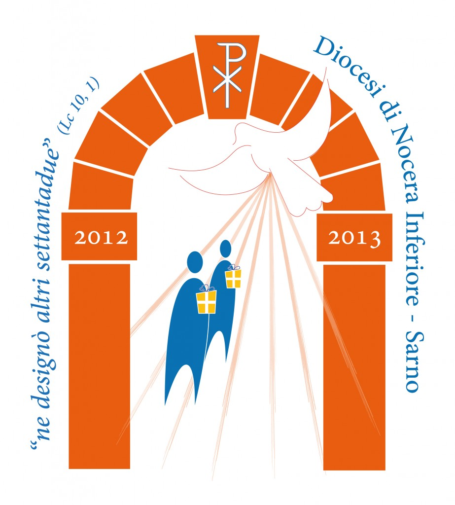 Logo Sosta Ecclesiale 2012