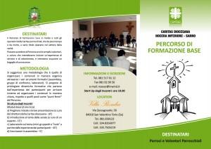 Corso di Formazione Caritas 2012-13