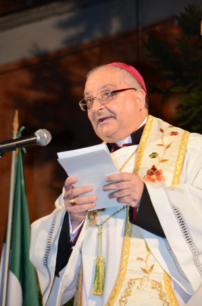 Vescovo Giuseppe Giudice