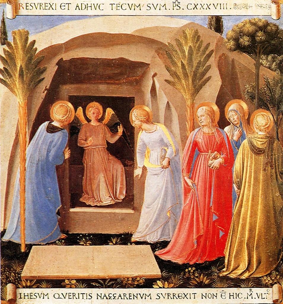 Resurrezione - Fra Angelico - 1450