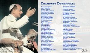 Poesia Paolo VI