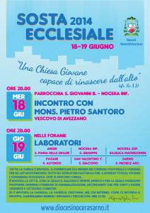 Sosta Ecclesiale 2014