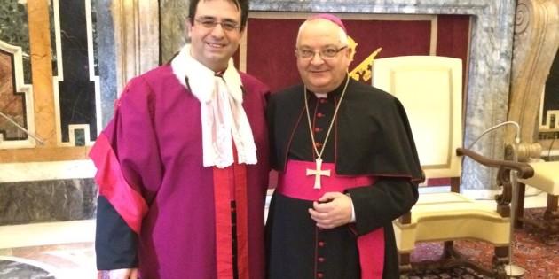 Cerimonia di Nomina di Mons. Pietro Milite