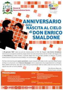 Anniversario Nascita al Cielo don Enrico Smaldone