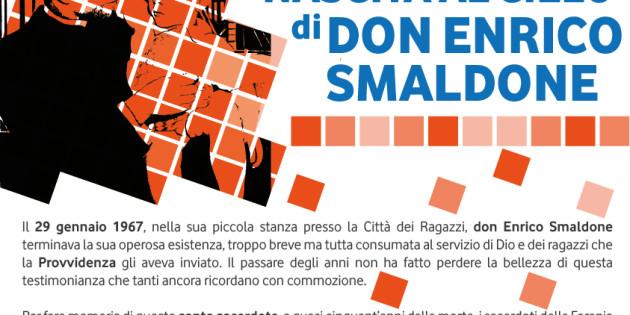 Anniversario della Nascita al Cielo di don Enrico Smaldone