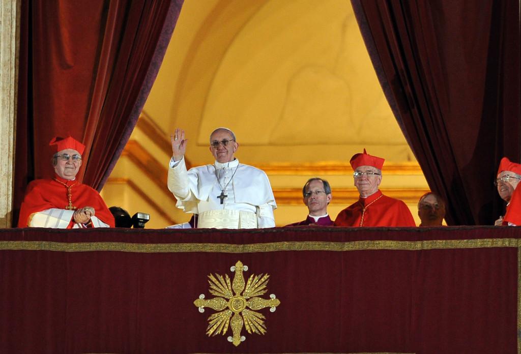 Habemus Papa Francesco