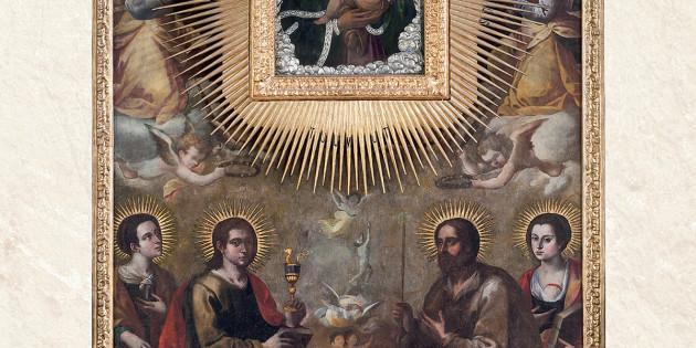 Preghiera alla Madonna delle Galline