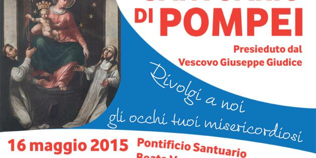 Pellegrinaggio Diocesano a Pompei nel mese di Maggio