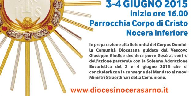 Giornata Eucaristica Diocesana