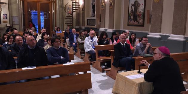Mandato ai nuovi Ministri straordinari della Comunione  nella nostra Diocesi