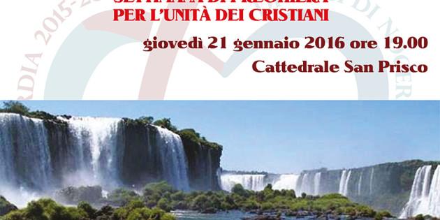 Celebrazione Ecumenica in Cattedrale