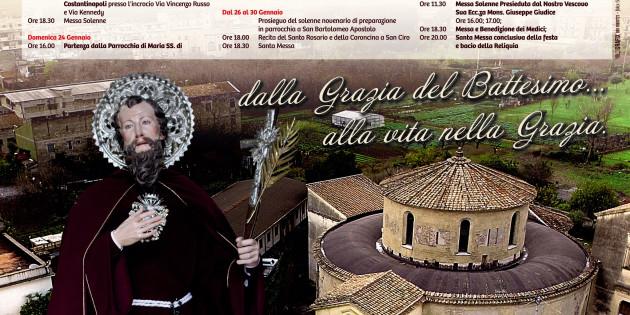 Solennità di San Ciro a Nocera Superiore