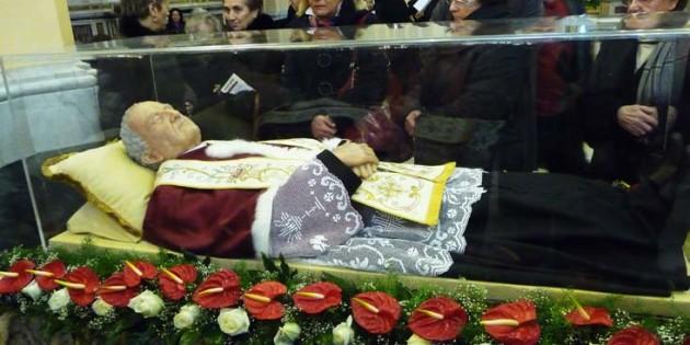 I miracoli di don Alfonso Maria Fusco, prossimo santo dell'Agro