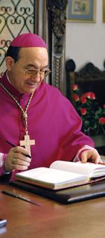 Vescovo Emerito S. E. Mons. Gioacchino Illiano