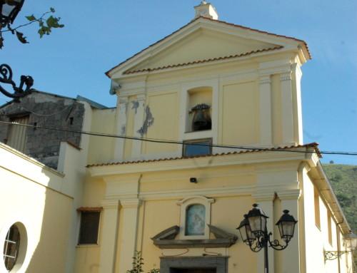 Programma Visita parrocchia Sant'Anna di Nocera Inferiore