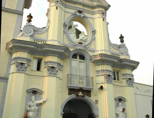Programma della Visita Pastorale alla parrocchia Santa Maria del Carmine