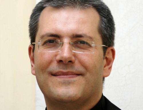 Don Roberto Farruggio parroco a Sarno