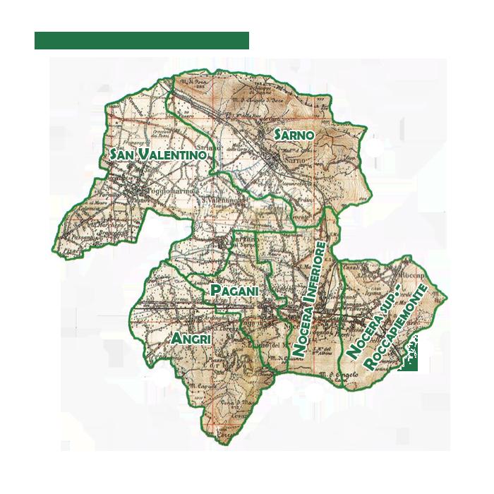 Territorio Diocesi Nocera Inferiore-Sarno