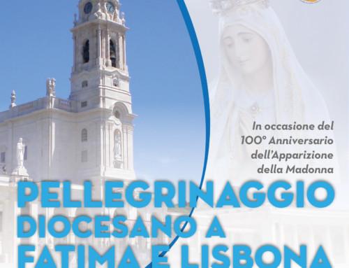Messaggio per il pellegrinaggio diocesano a Fatima