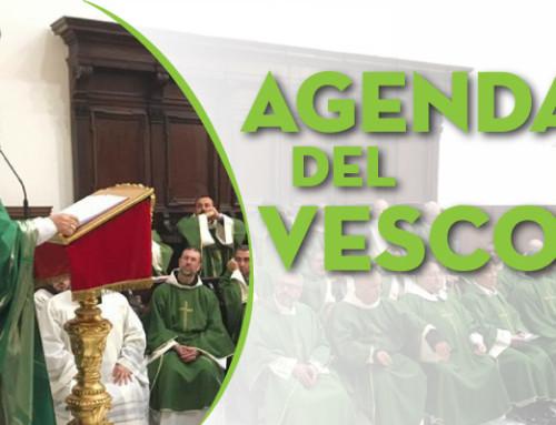 L'Agenda del Vescovo online