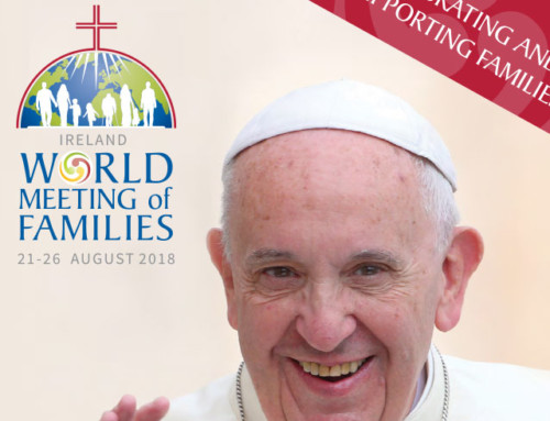 Catechesi per l'Incontro Mondiale delle Famiglie 2018