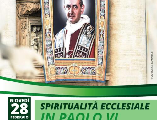 Tappa ecclesiale il 28 febbraio