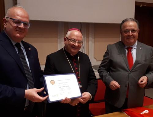Un riconoscimento alle radici di Mons. Giudice