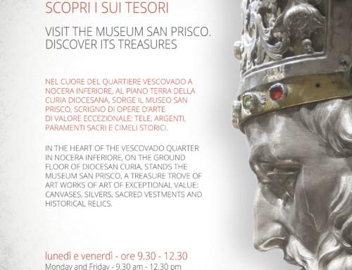 Universiadi, scopri il Museo San Prisco
