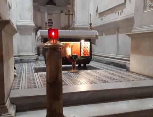 Le indicazioni per il pellegrinaggio a Napoli