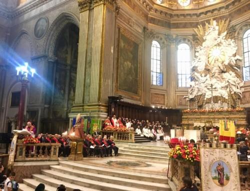 Scrivere nuove pagine di santità per la Campania