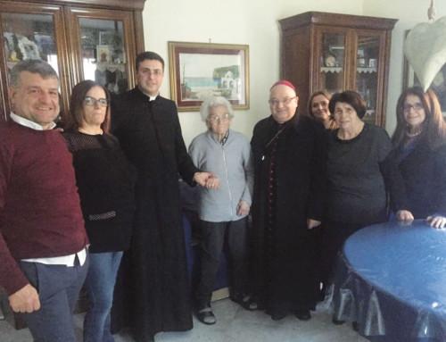 Visita Pastorale ai Ss. Simone e Giuda a Nocera Inf.: oggi devo fermarmi a c…asolla!