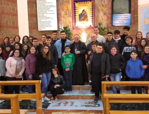 Visita a S. Anna in Nocera Inf.: giorni di grazia