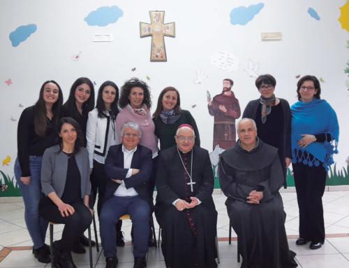 Visita a S. Giuseppe a Nocera Inf.: la bellezza dell'incontro
